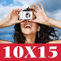 X30 Revelado Digital Fotos En 10x15 Papel Kodak
