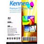Papel Fotográfico Premium Kennen 200 Grs Glossy Waterproof