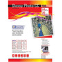 Papel Glossy A4 180 Gr A4 X100 Hojas Sistema Continuo