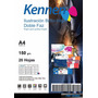 Papel Brillo Inkjet Bifaz A4 150 Grs Kennen 200 Hojas Foto