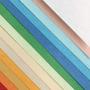 Papel Opalina 5 Colores 180 Grs 50 H A4 Texturada Oferta!