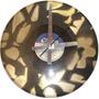 Relojes Artesanales En Discos De Pasta Diseños Unicos