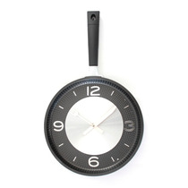 Reloj Sartén Diseño Cocina Morph