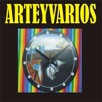 Reloj De Pared Dali Arteyvarios