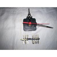 2 Maquina Quartz Para Armar Relojes Y Juego De Numeros