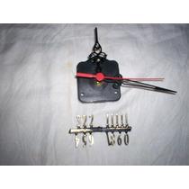 Maquina Quartz Para Armar Relojes Y Juego De Numeros