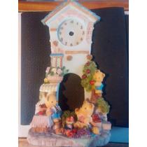 Reloj Infantil Para Armar Porcelana