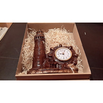 Reloj De Adorno A Pila Nuevo