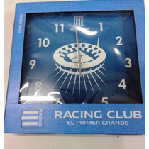 Reloj Pared Cuadro Futbol Racing