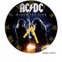 Reloj De Pared: Acdc, Rolling Stones