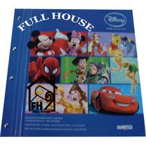 Papel Muresco Disney 2013 Vinílico De Full House