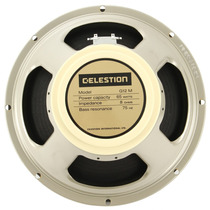 Parlante Celestion Creamback 12 65 Watts 8 Ohms 75 Hz