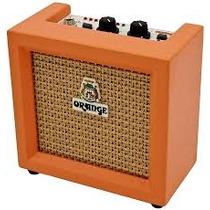 Amplificador A Bateria Orange Micro Crush Cr-3 Mini Amplif