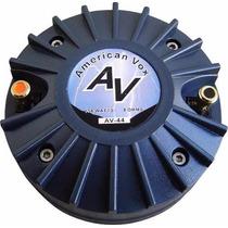 Driver American Vox Av44 1 Pulgada Titanio 44mm 75 Watts Lea