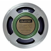 Celestion G-12m Greenback 8 Ohms - 12 Pulgadas/25 Watts