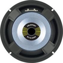 Woofer Celestion10 200watts Bl10 200x Para Equipos De Bajo