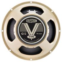 Celestion G-12 V-type 70w Parlante Para Guitarra 8 Ohms