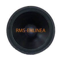 Parlante Leea De 15 - 400 W Rms- Mod. Vmr-sl15x