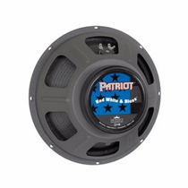 Parlante Eminence Red White & Blues12 8ohm 120w Guitarra