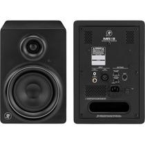 Monitor Mackie Mr5 Mk Ii Mejores Que Los Krk Rp5 O M Audio.