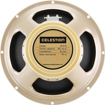 Celestion G12m Creamback Parlante 12