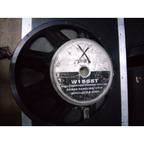 Parlante Xpro W1565t Usado