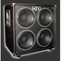 Bafle Caja Nativo Para Bajo 4x10 1200 Watts Prog!!!