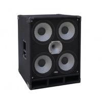 Bafle Caja Pasiva Para Bajo Xpression Bass104 4x10 500watt