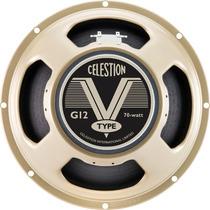 Parlante Celestion G-12 V-type 70w Para Guitarra 8 Ohms