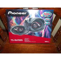 Parlantes 6x9 Pioneer Ts-r6950s Nuevos!!!!