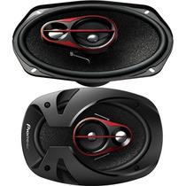 Parlantes Pioneer 6x9 Ts-r6950 3 Vias 300watt 50 Rms New Mod