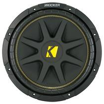 Kicker - Comps Subwoofer De 12 Con Bobina Móvil Simple De 2