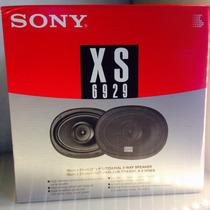 Parlantes Sony 6x9 Xs-6929 Nuevos!