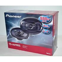 Parlantes 6x9 Pioneer Ts-a6985s Nuevos!!!!
