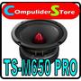 Juego De Parlantes Medios Pioneer 6.5 500 Watt Ts-m650 Pro