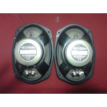 Parlantes 6x9 *pionner Coaxial *made In Mexico *originales!!