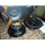 Parlante 5.25 Monster Sound 200 Watts V-5203 3 Vias La Plata