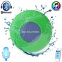 Parlante Portatil Bluetooth P/ Ducha Waterproof