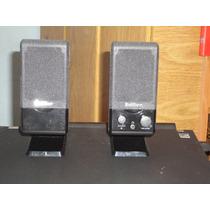 Parlantes Edifier Ideal Portable $ 250