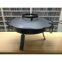 Disco Arado Paellera De 44 46 48 Cm Con Tapa Bifera