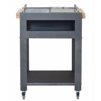 Parrilla Pcp - Compacta Y Portatil - Diseño Acero Inoxidable