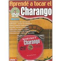 Libro Metodo Enseñanza De Charango C/cd Flash Musical Envios