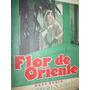 Partitura Paso Doble Flor De Oriente Roberto Firpo