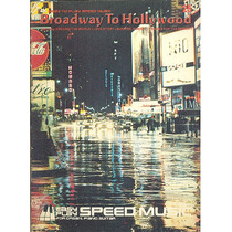 Partitura Nº 25 Broadway To Hollywood Speed Music Ingles