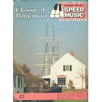 Partitura Nº 41 Classical Potpourri Speed Music Ingles