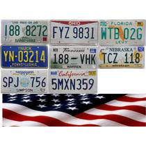 Patentes Antiguas Originales De Estados Unidos Excelentes!!!