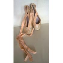 Zapatillas De Punta De Ballet M & J