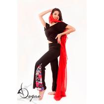 Pantalón Danza Árabe Bellydance
