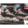Rollers Extensibles Heist Inline Aluminio Jug Malabares