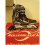 Rollers Patines Rollerblade Spark 84 Nuevos En Caja